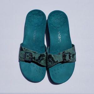 Vionic Orthoheel real sandals 8